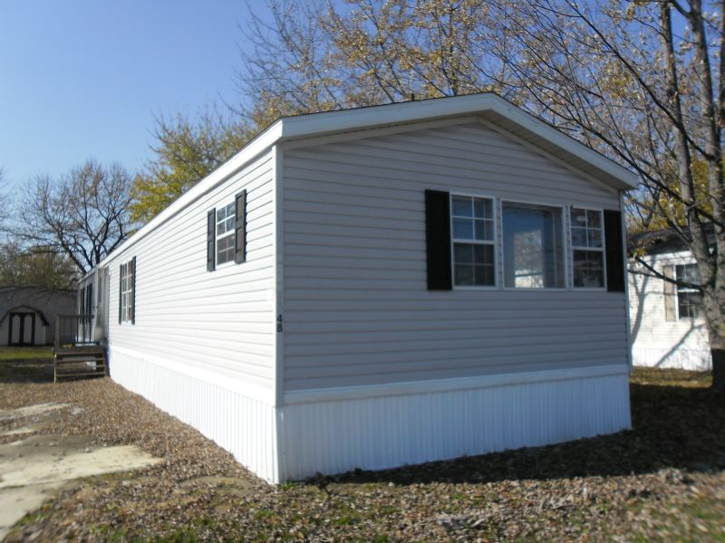 A photo of the home