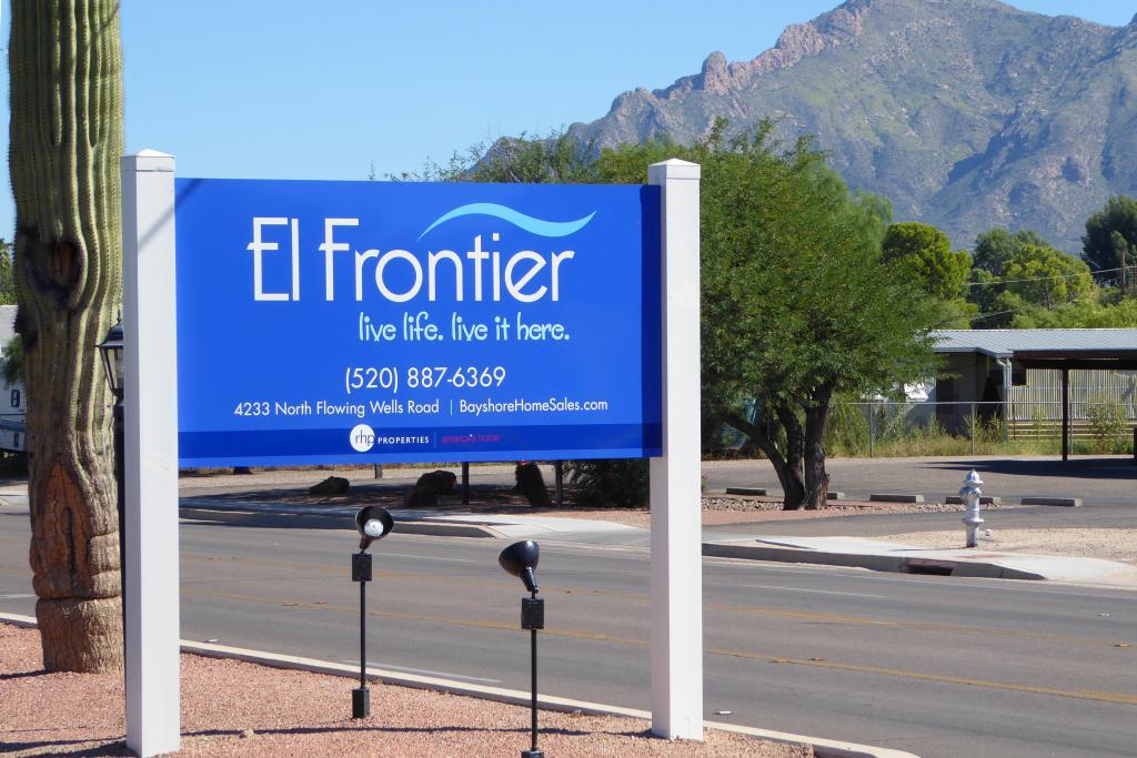 El Frontier