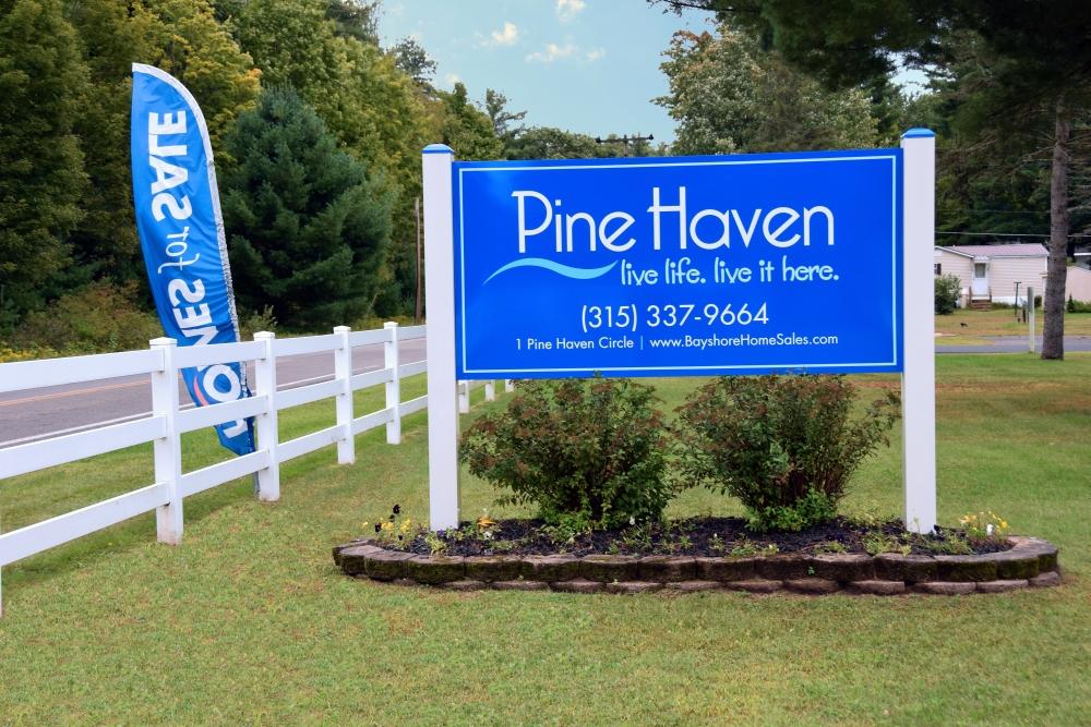 Pine Haven NY