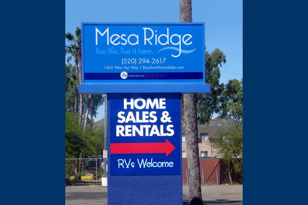 Mesa Ridge (AZ)