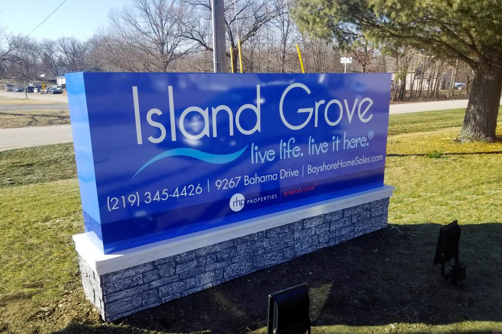Island Grove
