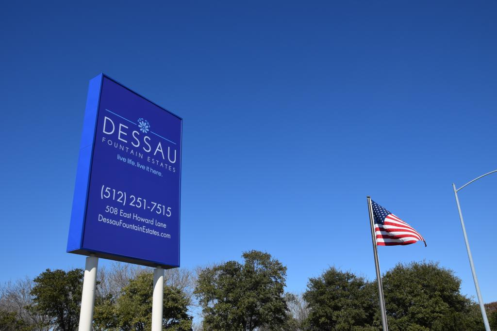 Dessau Fountain Estates (TX)